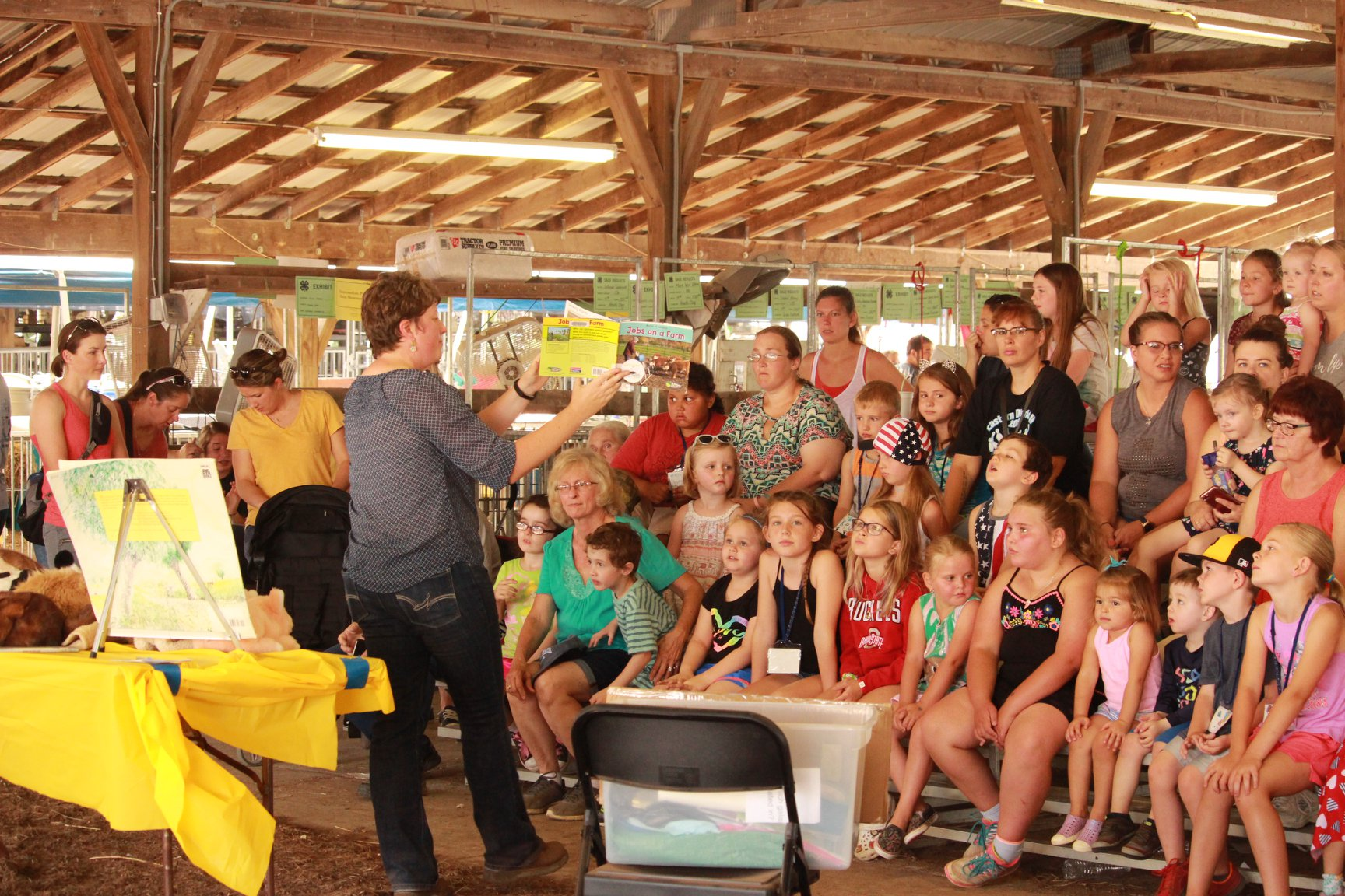 Schedule of Events – Harrison County Fair